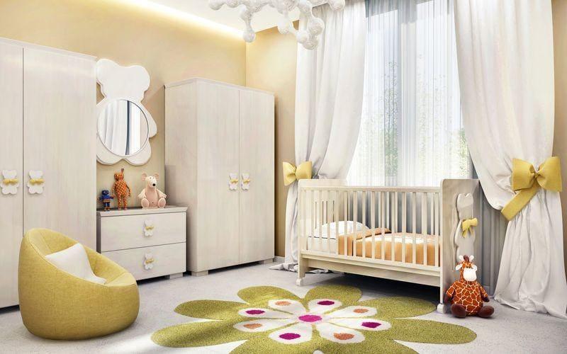 Ładny pokój dla dzieci